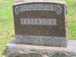 Bessie Marion Peterson