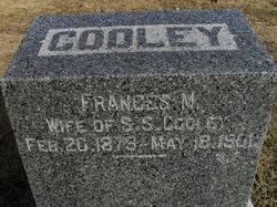 Frances M <i>Snyder</i> Cooley