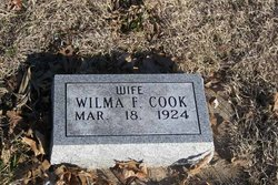 Wilma F Cook