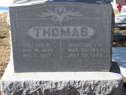William P Thomas