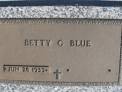Betty G Blue