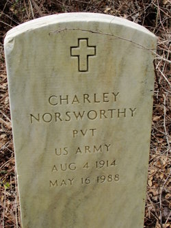 Pvt Charley Norsworthy