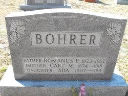 Ada V Bohrer