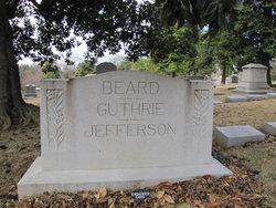 Margaret <i>Jefferson</i> Beard