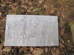 Herbert S. Guthrie, Jr