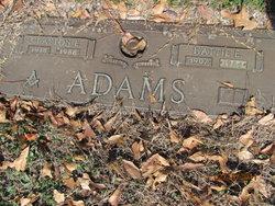 Hattie <i>Eads</i> Adams