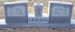 Willie Terrell Bill Grayson
