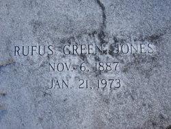 Rufus Green Jones