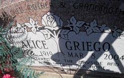 Alice Griego