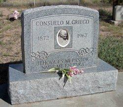 Consuelo M. Griego