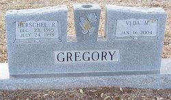 Veda Maxine <i>Swett</i> Gregory