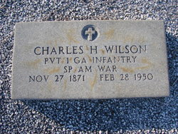 Charles H Wilson