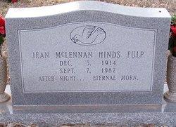 Jean Maude <i>McLennan</i> Fulp
