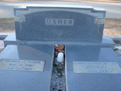 Lurue <i>Allen</i> Usher