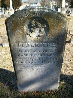 Elizabeth A. Horney