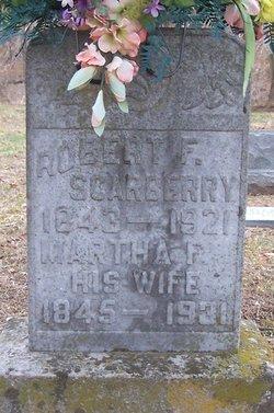Martha F. <i>Boitnott</i> Scarberry