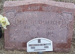 Vera Aunt Tom Eichelberger