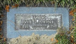 Arvid Eric Anderson