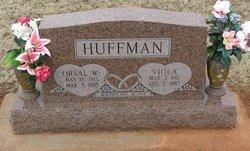 Viola <i>Hicks</i> Huffman