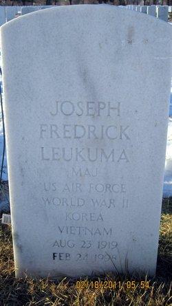 Joseph Fredrick Leukuma