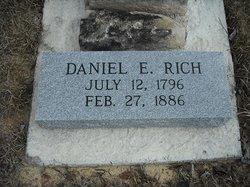 Daniel Elliott Rich