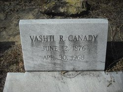 Vashti Vash Lurene <i>Rich</i> Canady