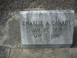 Charlie Albert Canady