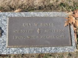 Lily <i>Weaver</i> Banks