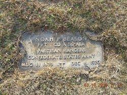 Pvt Noah Pennington Beason