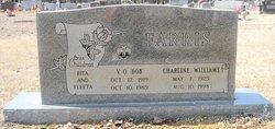 Charline <i>Williams</i> Farris