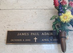 James Paul Adair