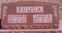 Emma Bertha <i>Liebau</i> Fuqua