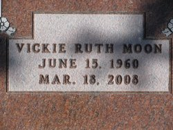 Vickie Ruth Moon
