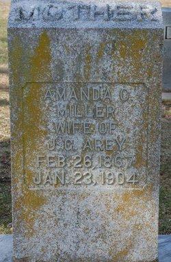 Amanda Catherine <i>Miller</i> Arey