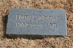 Edith Edna <i>Murphy</i> Wright