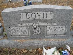 Buford W. Boyd