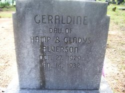 Geraldine Alverson
