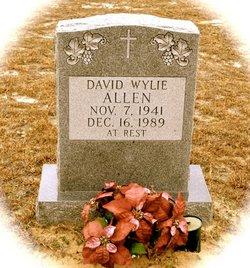 David Wylie Allen
