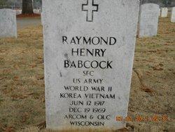 Raymond Henry Babcock