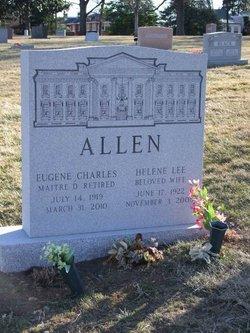Eugene Charles Allen