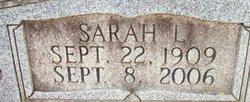 Sarah Lee Sallie <i>Sharp</i> Beard