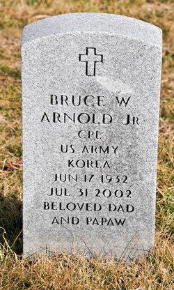 Bruce W Arnold, Jr