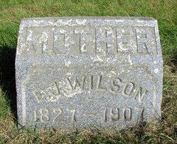 Elizabeth J. <i>Householder</i> Wilson