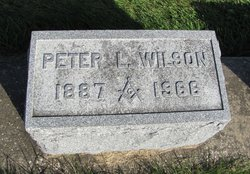 Peter Lawrence Wilson