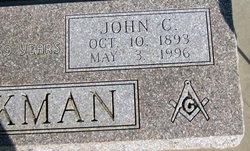 John Cogswell Brockman, Sr