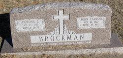 John Carrell Brockman