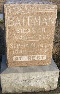Sophia Martha <i>Ingram</i> Bateman