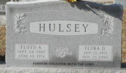 Floyd Alton Hulsey