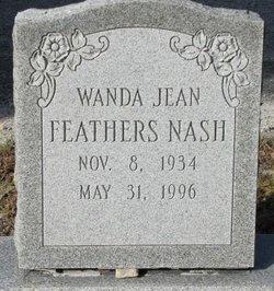 Wanda Jean <i>Stateler</i> Nash