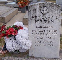 Hillaray J. Prejean